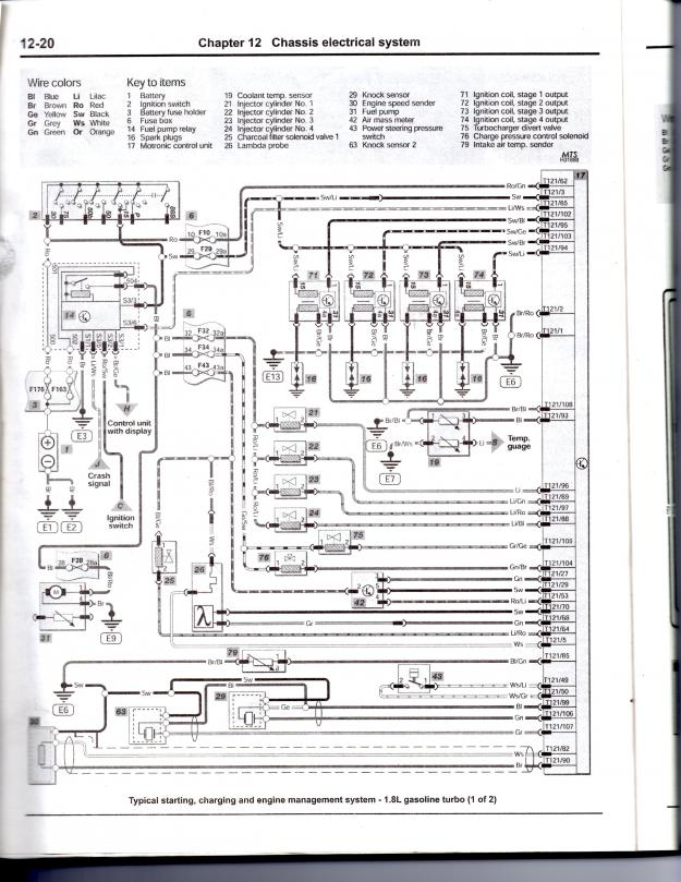 Mk4 Golf Wiring Diagram Wiring Source