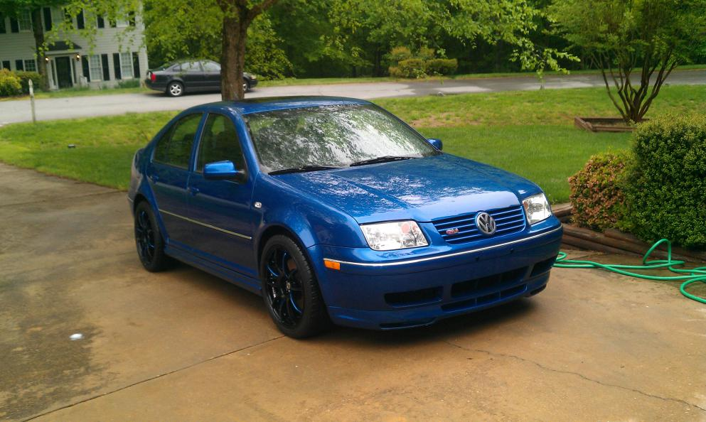gli  blue  obo vw forum volkswagen forum