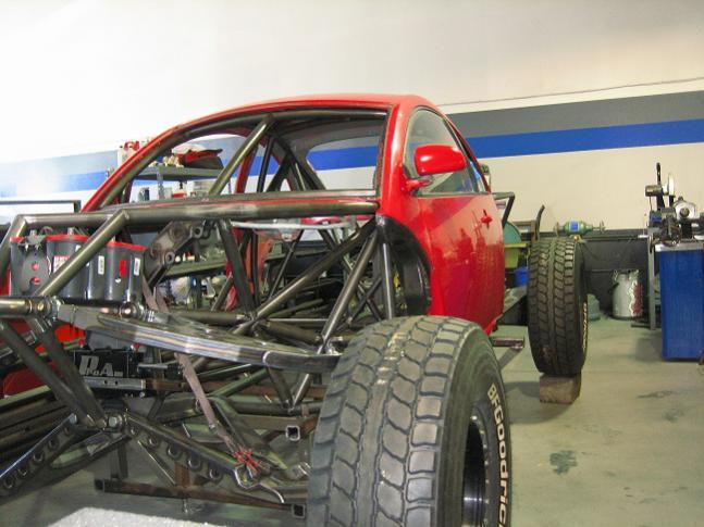 98 Vw A-arm Baja Bug Pre-Runner - VW Forum :: Volkswagen Forum