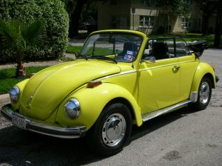 beautifully restored  vw super beetle convertible  sale houston texas vw forum
