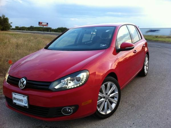 Showcase cover image for 2012 Golf TDI