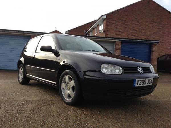 Showcase cover image for Edwardiniho's 2000 Volkswagen Golf Mk4 GT TDI