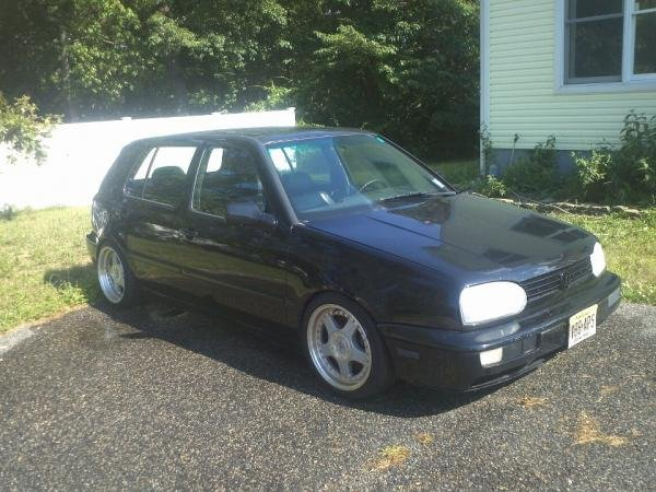Showcase cover image for Joey_VDuBB's 1996 Volkswagen Golf MK3