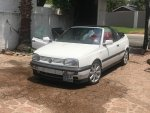 1995 golf 3 gti cabrio karman